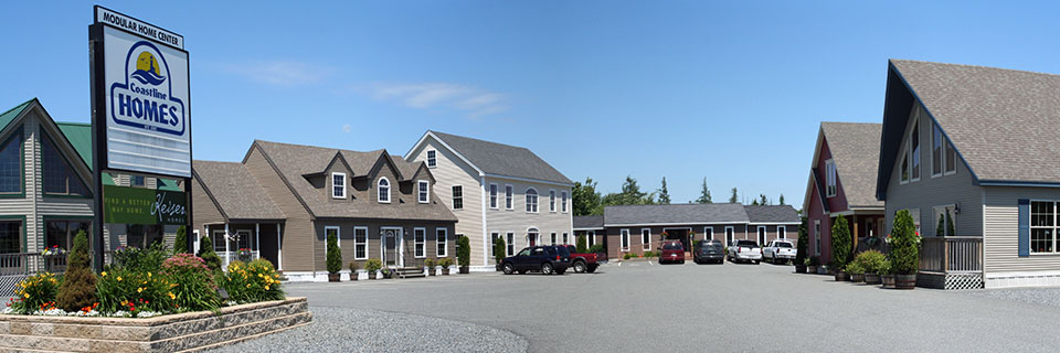 Modular and manufactured homes in ellsworth maine for Maine home builders
