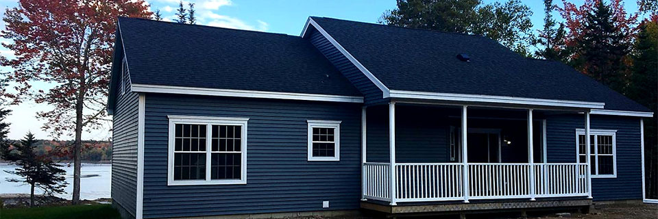 Maine modular homes modular and manufactured homes in maine - How are modular homes built ...